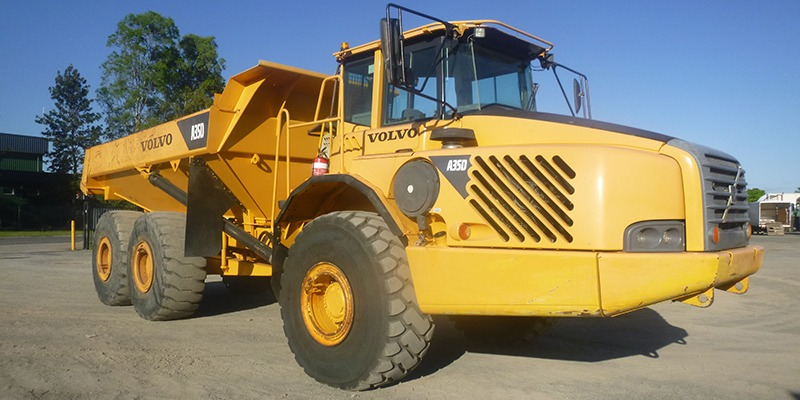 Volvo A350 Truck