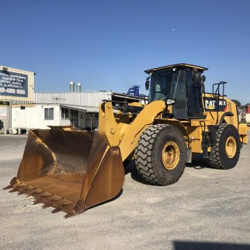 2015 CATERPILLAR 962K Wheel Loader
